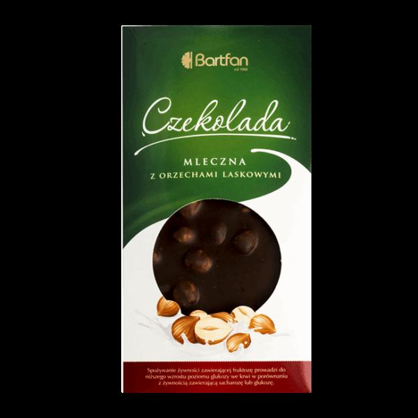 czekolada z orzechami